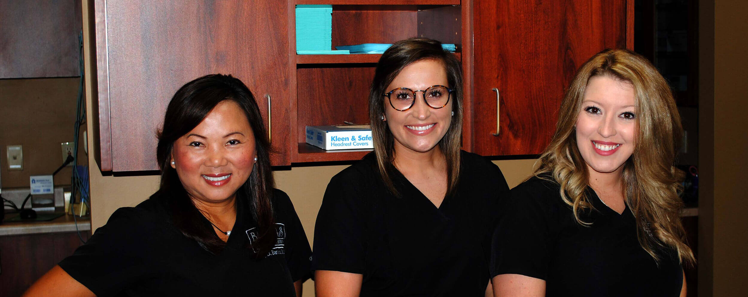 Staff at Bartels Family Dentistry smiling