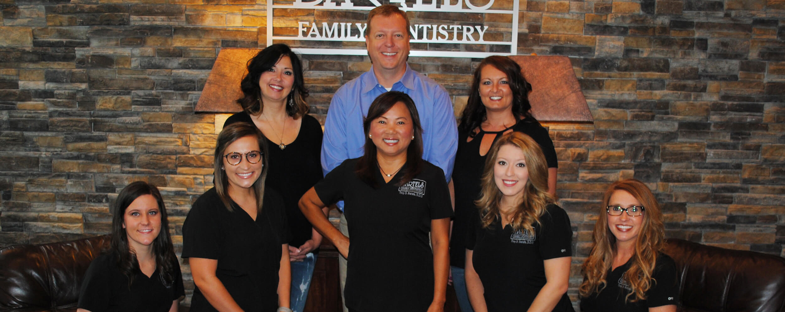 Bartels Family Dentistry staff