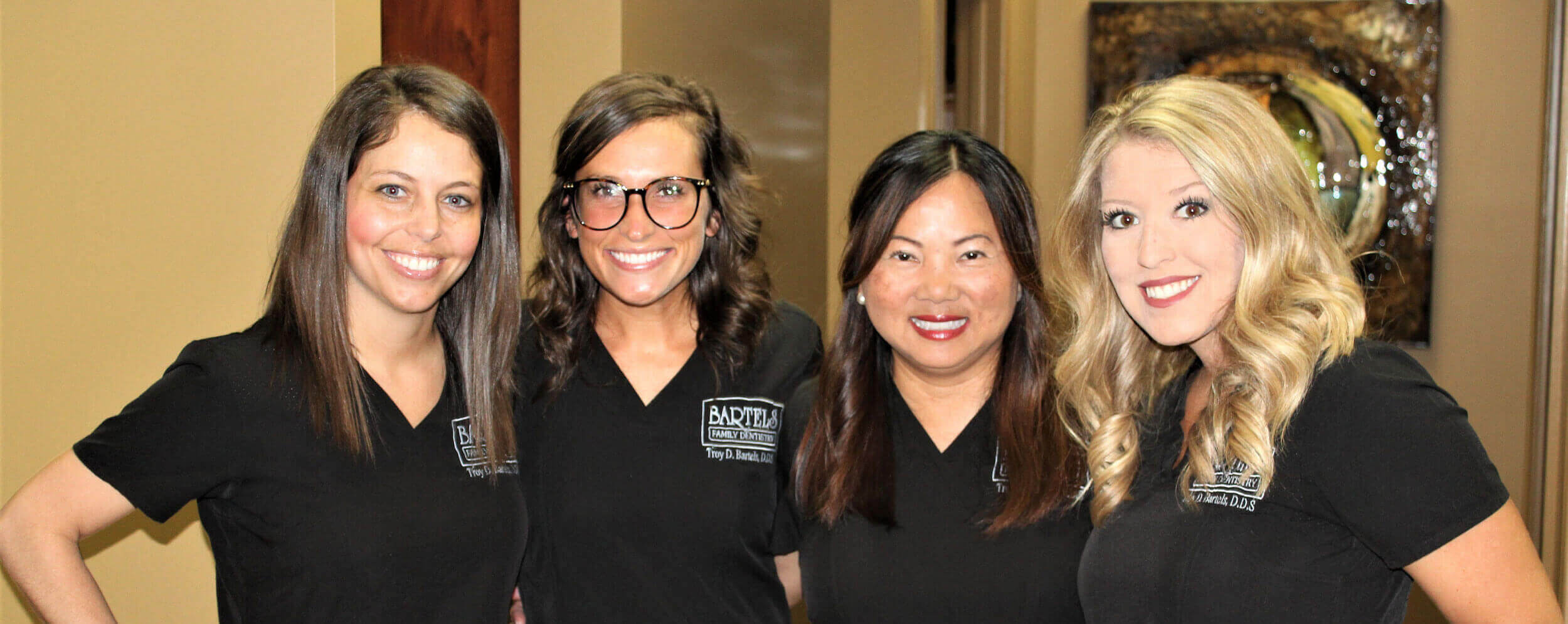 Team at our Jonesboro dentistry