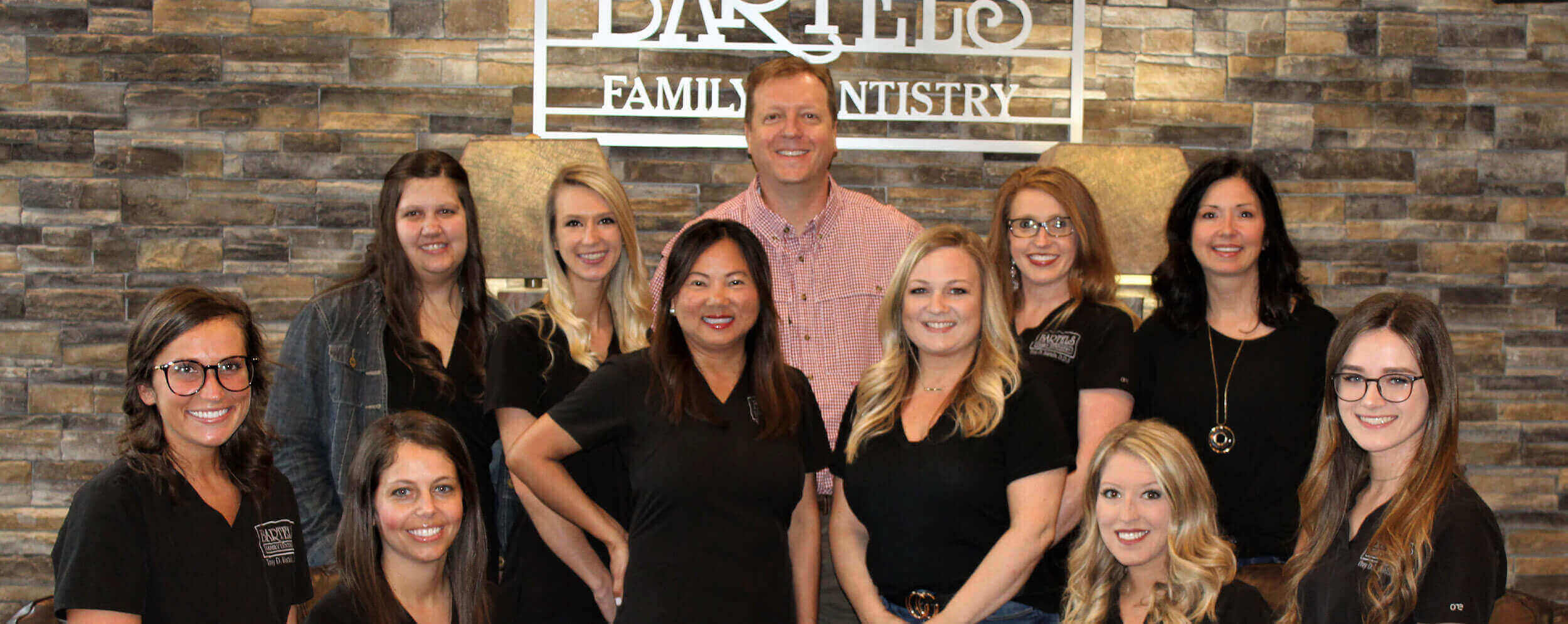 The team at our Jonesboro dentistry