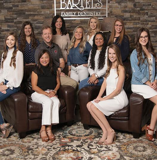 The Troy Bartels team